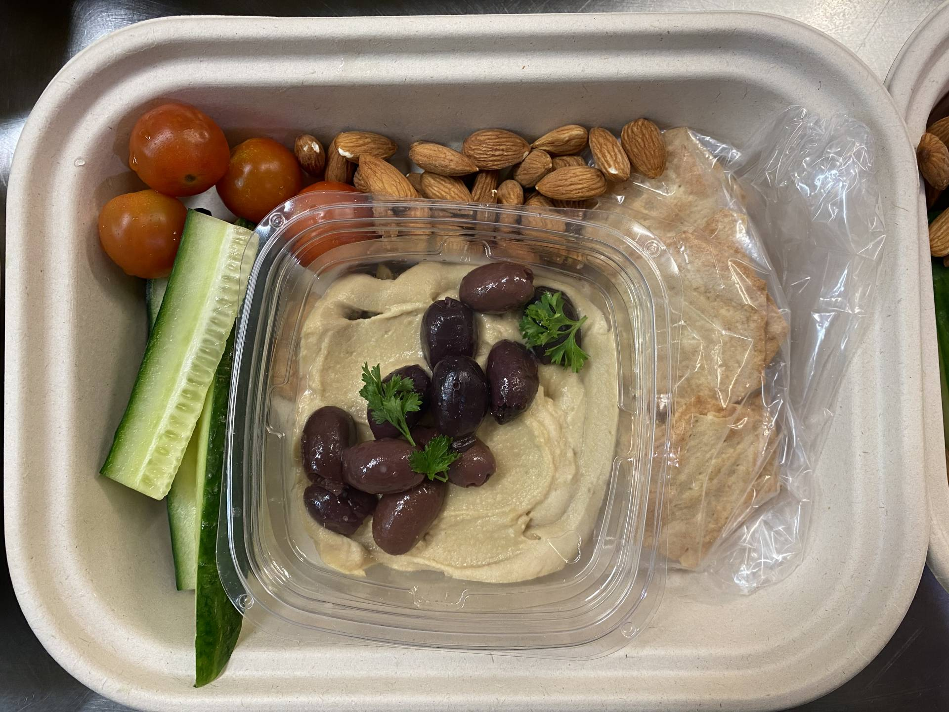 Hummus Power Box